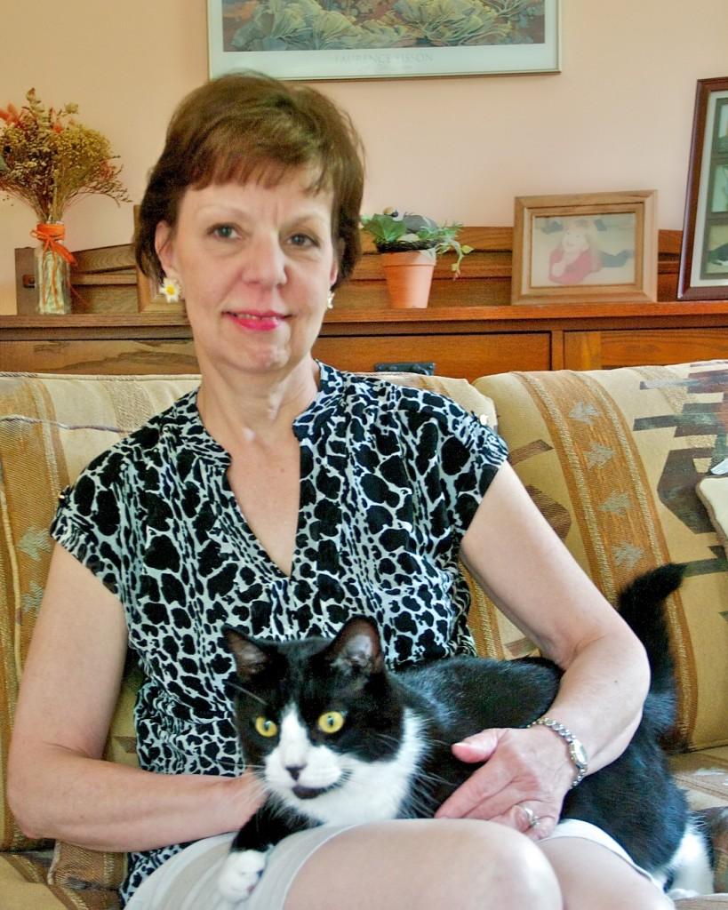 Loretta Schumacher Carlson, YA novelist