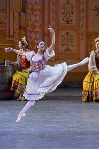 "Misty Copeland as Swanhilda in ""Coppelia"" By Gilda N. Squire Gildasquire"